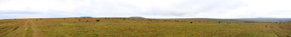 13. Панорама плато Кваркуш.