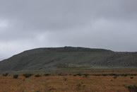 25. На обратном пути туман поднялся и  открыл Вогульский Камень.